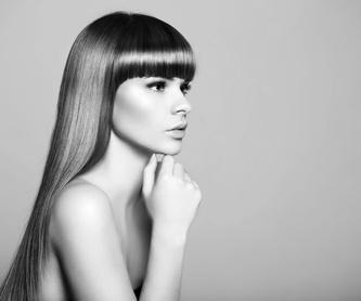 Tratamientos capilares: Servicios de Salón de Belleza Nuevo Estilo