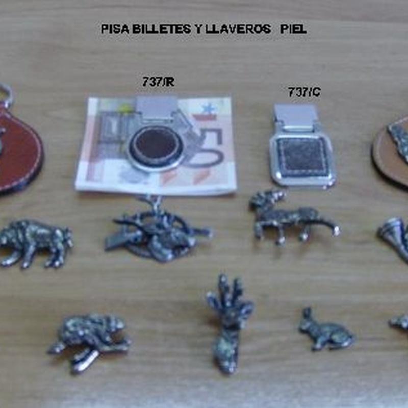 LLAVEROS-PISA BILLETES