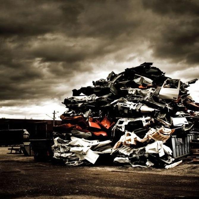 Usos futuros del aluminio reciclado