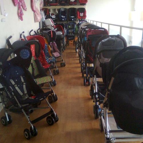 Mobiliario infantil en Alcorcón y Fuenlabrada