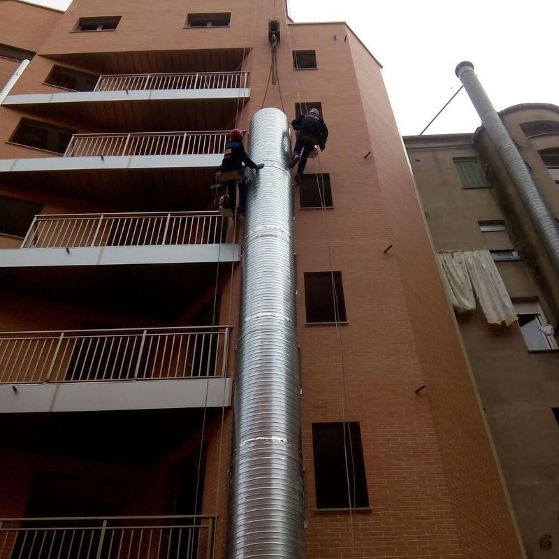 Instalación de chimeneas Salamanca