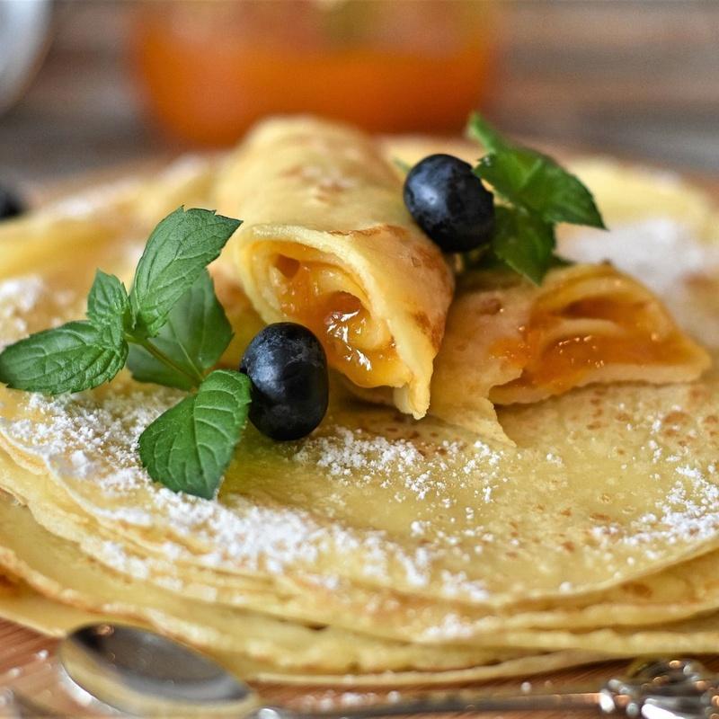 Creppes dulces: Nuestra carta de Restaurante La Trufa
