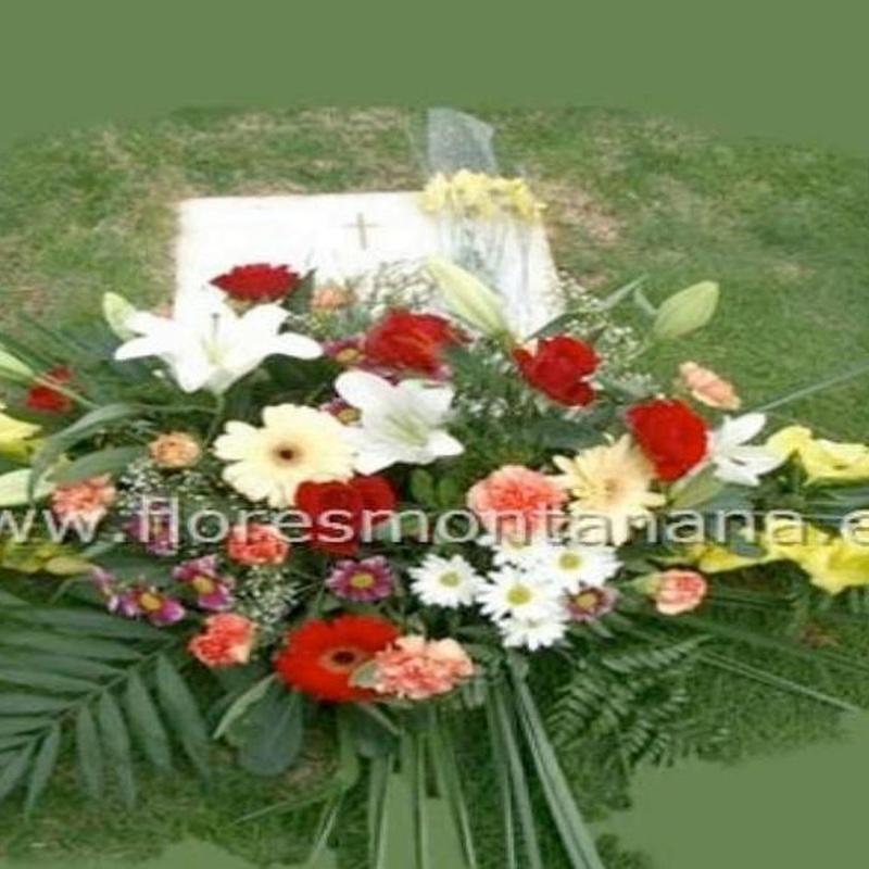 Centros florales: Prestaciones de Funeraria Luxor