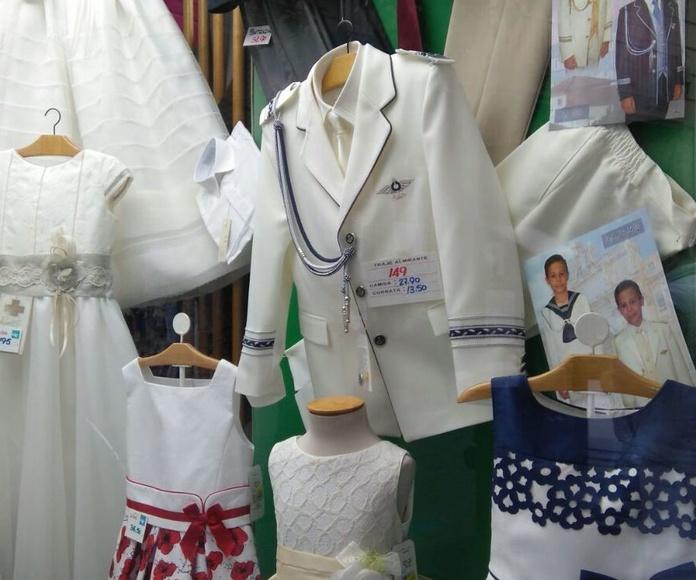 Primera comunión: Ropa infantil de La Moda