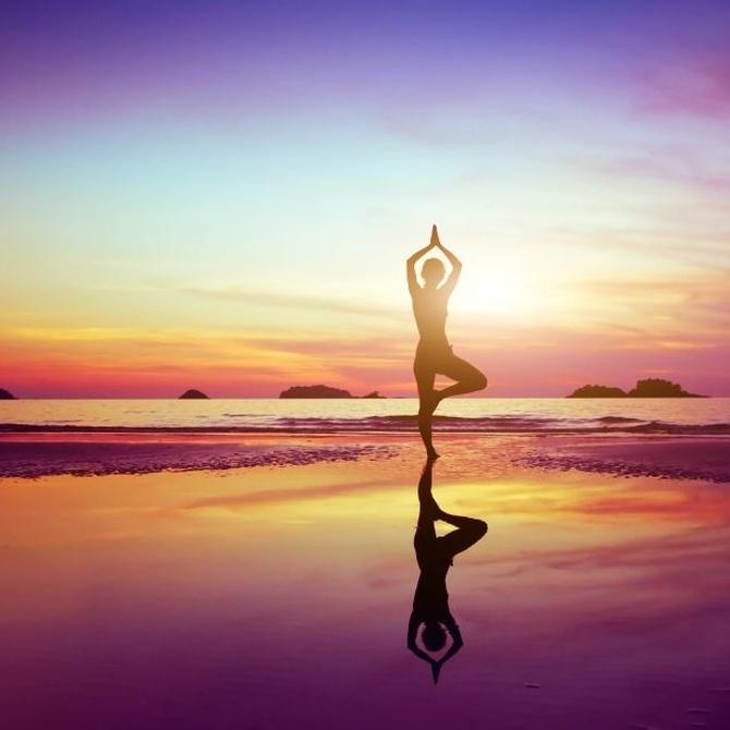 ¿Has probado el yoga?