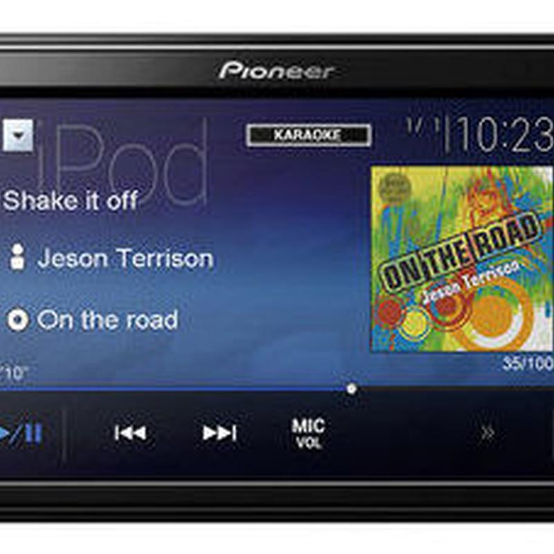 Pioneer MVH-A200: Nuestros productos de Stereo Cadena Auto Radio Guadalajara