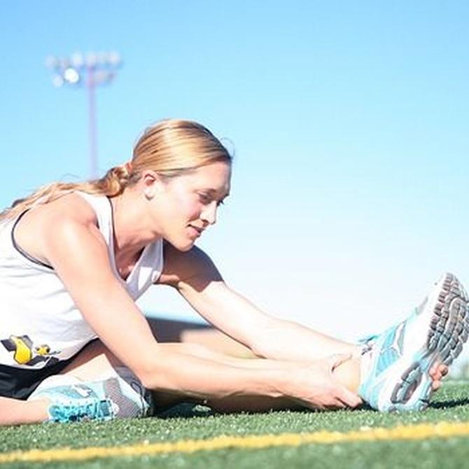 Las lesiones del pie en un deportista