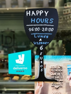 La Encinita Happy Hour