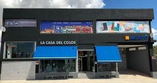 Punto de venta en Aspe Betty Paint: La casa del color