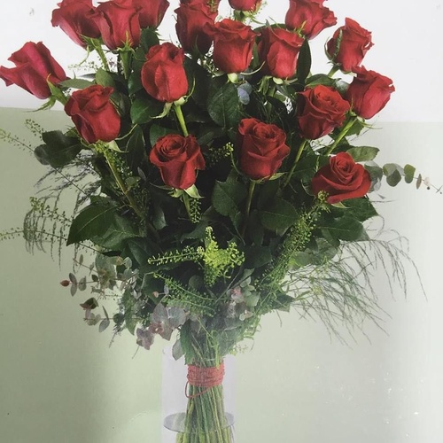 Rosas rojas para San Valentin Las Rozas
