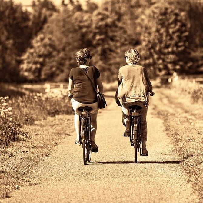 Historia y origen de la bicicleta