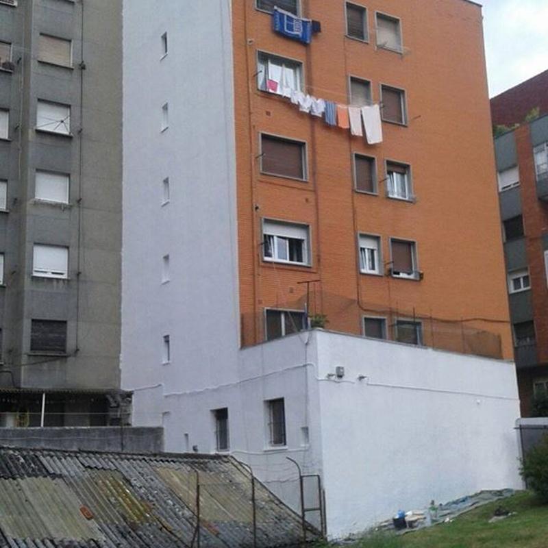 Pintura de Fachadas: Servicios de Mariano Canal S.L.
