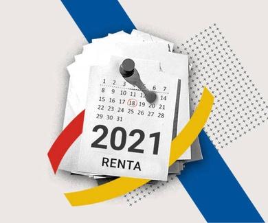 DECLARACION DE LA RENTA 2020 - 2021