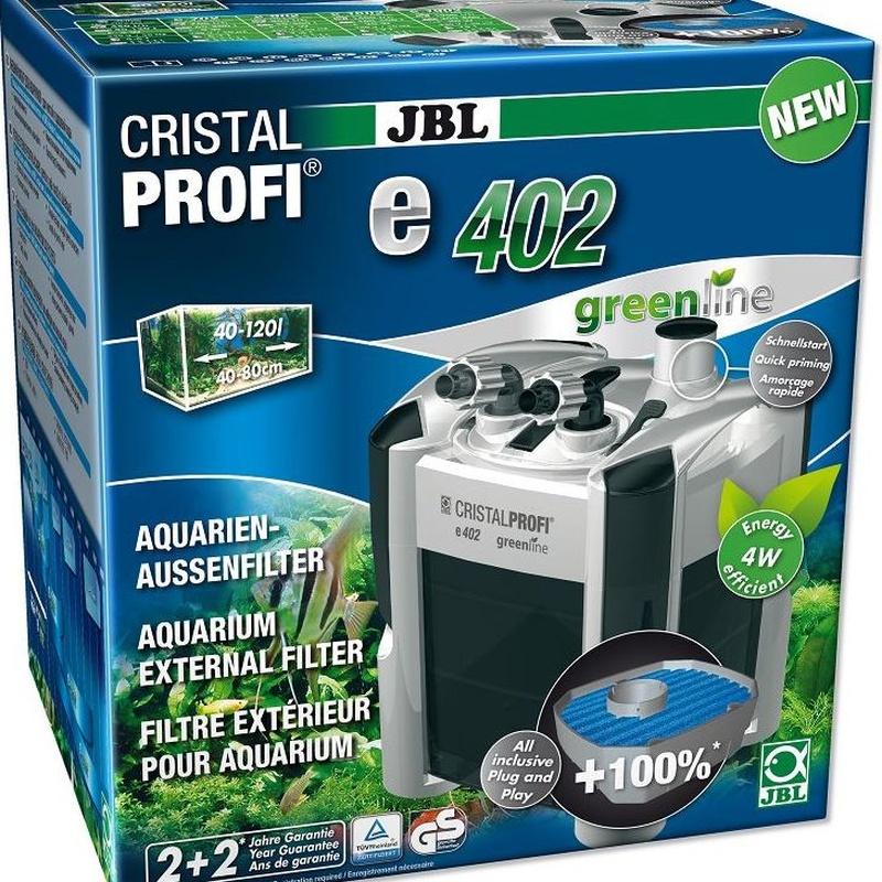 CRISTALPROFI E402 GREENLINE