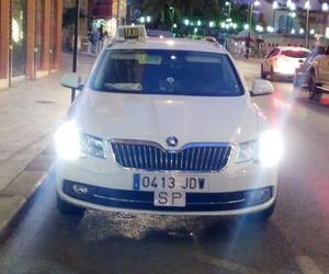 Taxi para largos recorridos en Linares