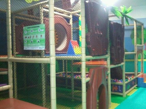 Parques infantiles en Santa Cruz de Tenerife | Lukas Park