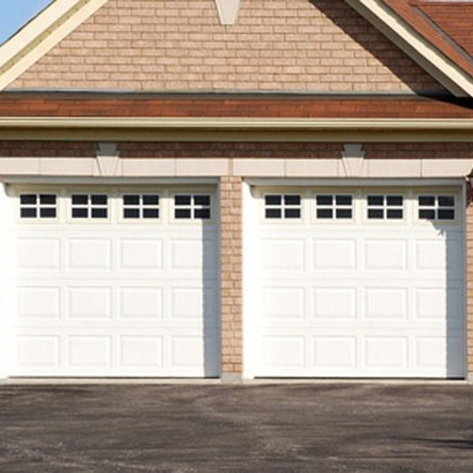 Renueva la puerta de tu garaje