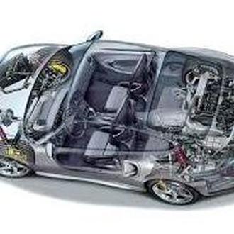 Taller mecánico para el automóvil