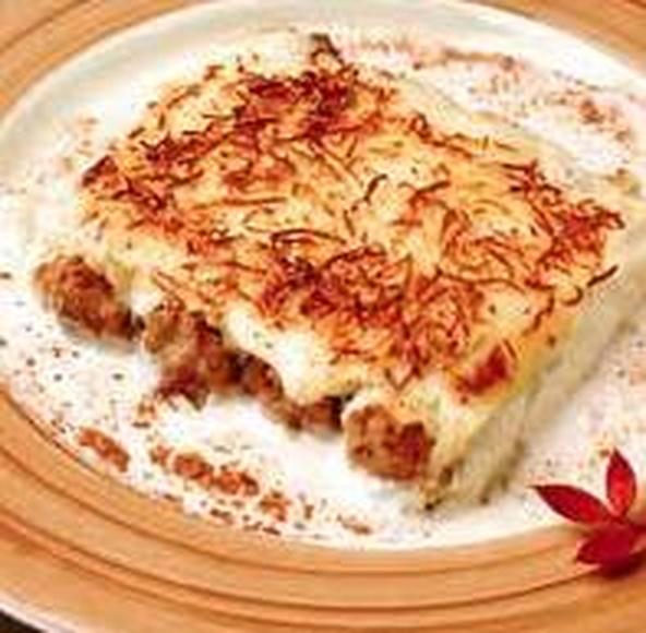 Pastas y ensaladas:  de El Horno