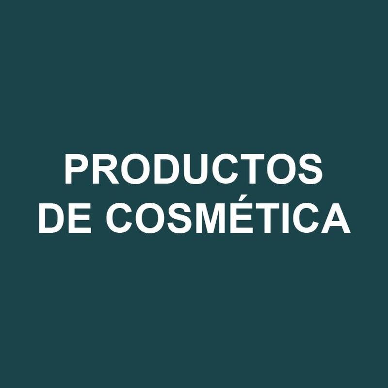 Productos de Cosmética: Servicios de Farmacia Fernando VI
