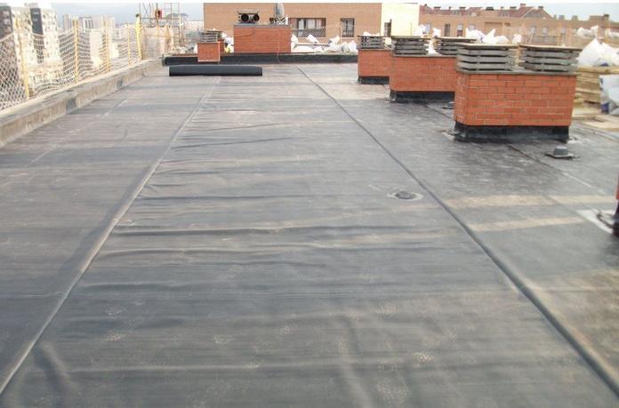 Cubiertas y tejados: Servicios de Isfatec