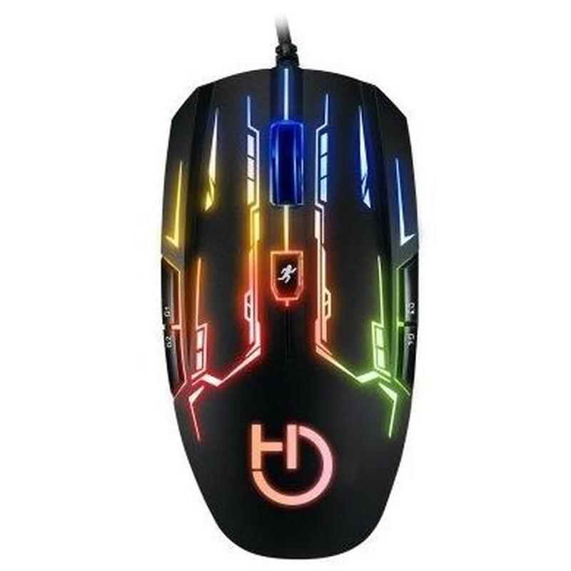 Hiditec Ratón Gaming GX20 4.000 dpi : Productos y Servicios de Stylepc