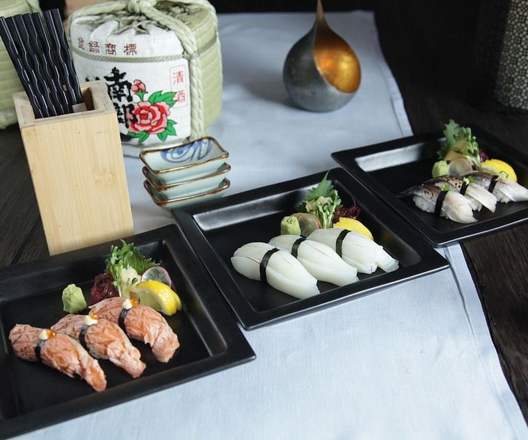 Cinco ocasiones especiales para comer en un japonés
