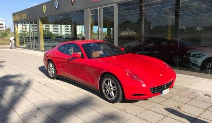 Ferrari 612 Scaglietti: Amplio stock de Quality Luxe Cars