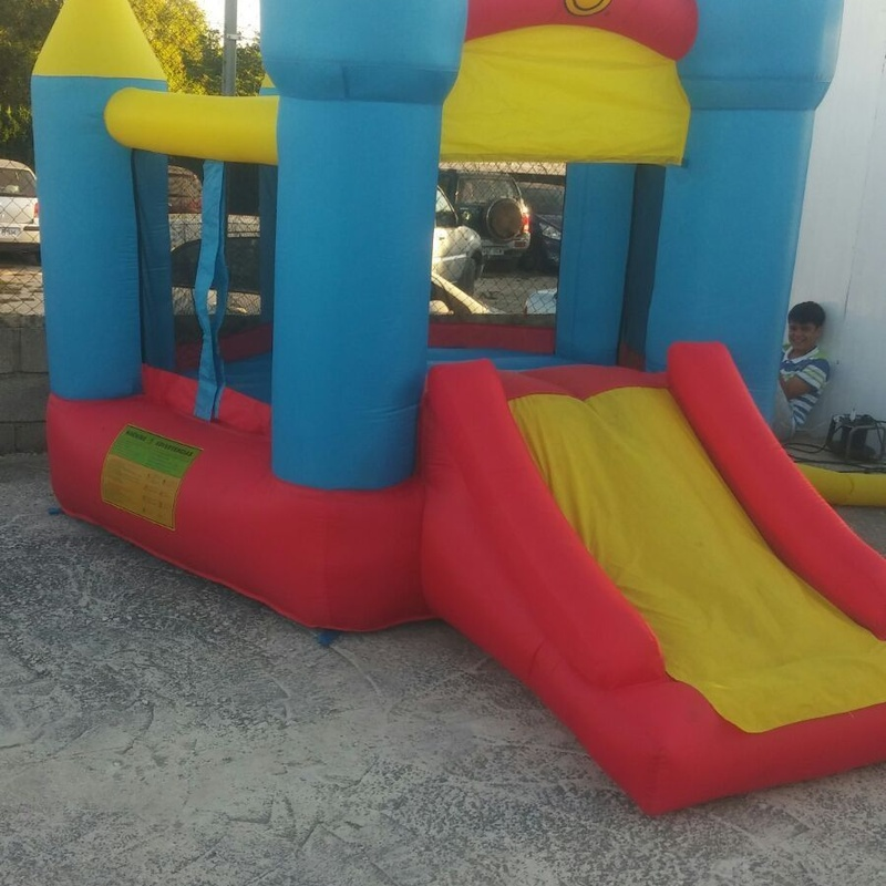 Castillo Infantil: Catálogo de Hinchables Divertidos