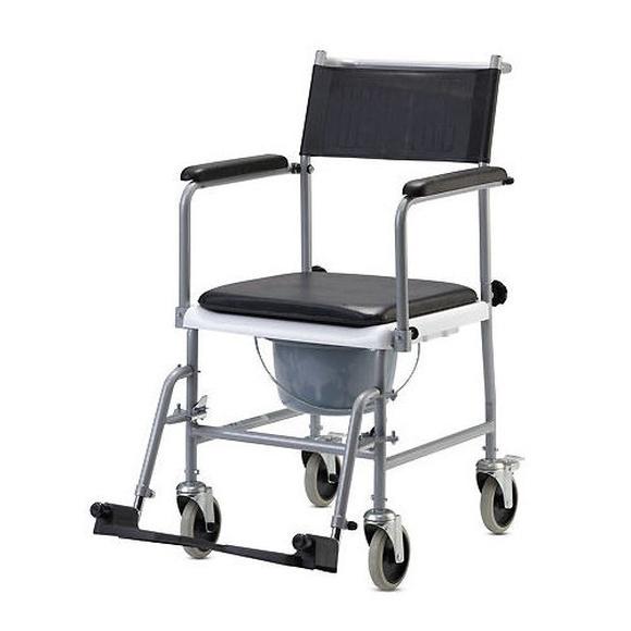 Silla de ruedas con inodoro: Productos y servicios de Ortopedia Delgado, S. L.