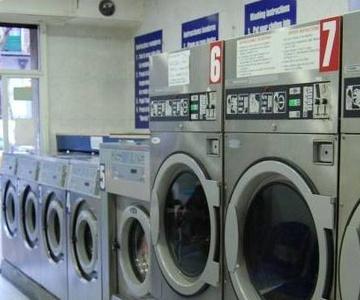 Autoservicio de lavado de ropa