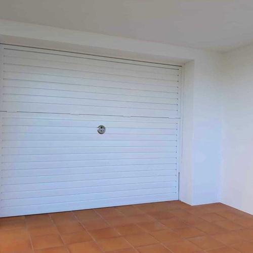 Pintors Martínez # pintado de puertas galvanizadas.