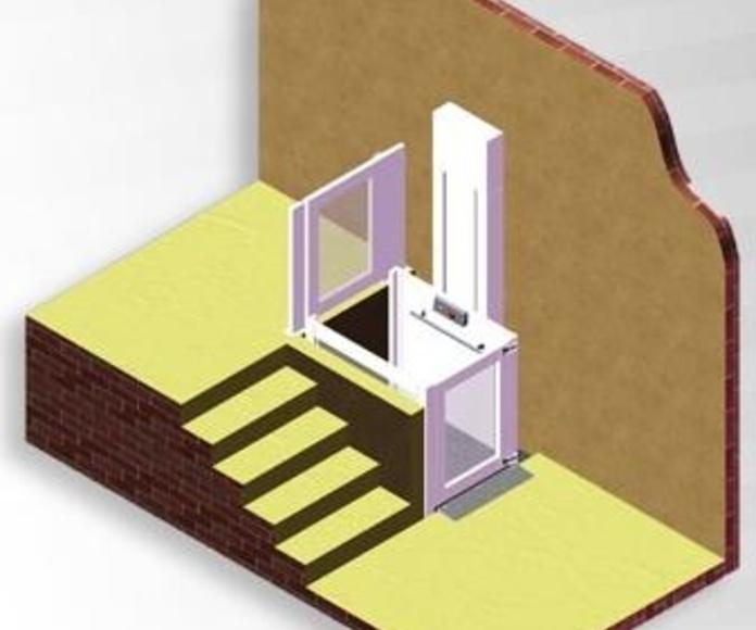Plataforma Vertcal SV: Productos de Mobiliteg Solutions