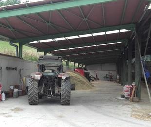 Restauración y construcción de naves de ganadería