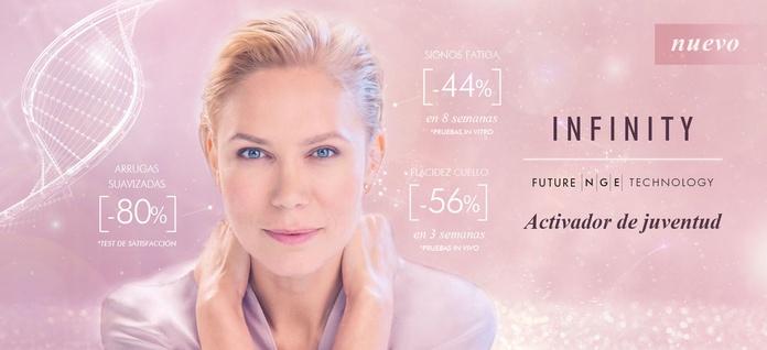 INFINITY: revolucionario tratamiento rejuvenecedor facial