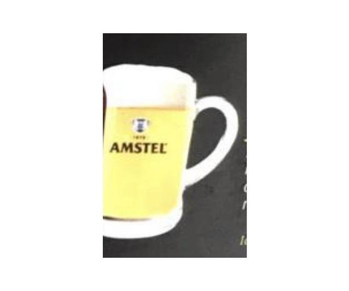 Amstel Radler: En nuestro local de Cervecería Ca'Melán