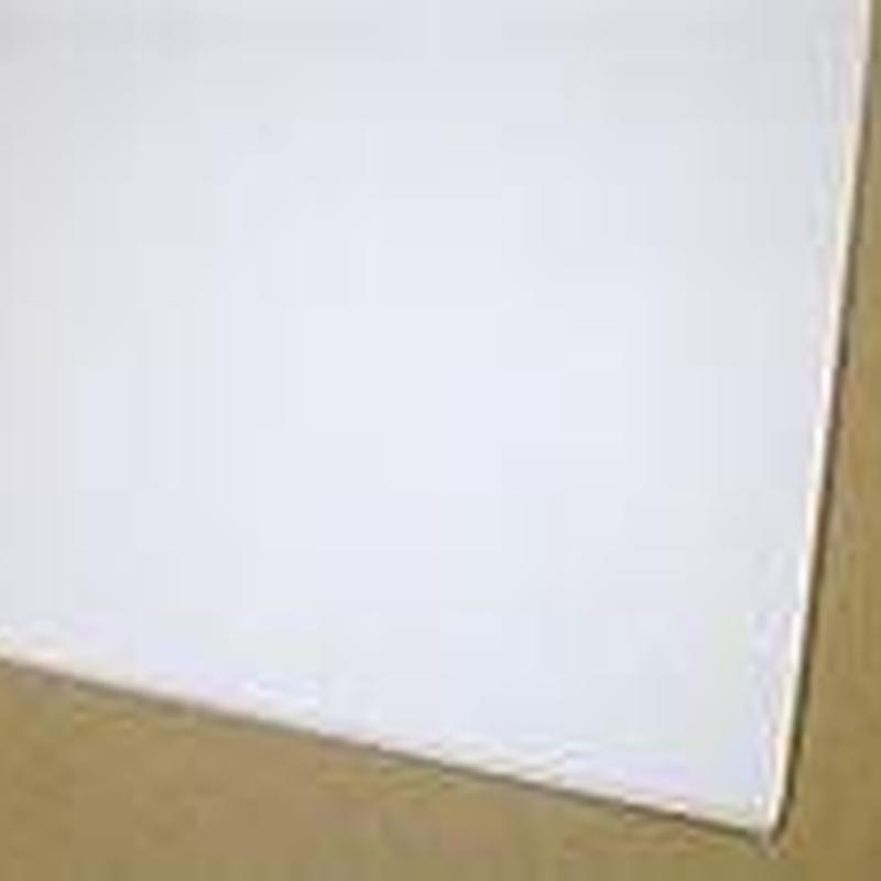 CARTONCILLO UNA CARA BLANCA: Catálogo de Contracolados Garce, S.L.