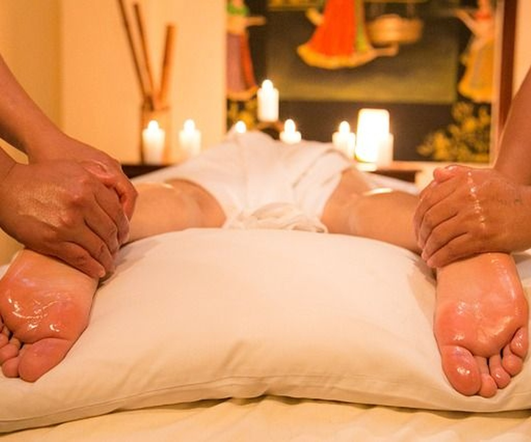 Relax y placer con el masaje lingam