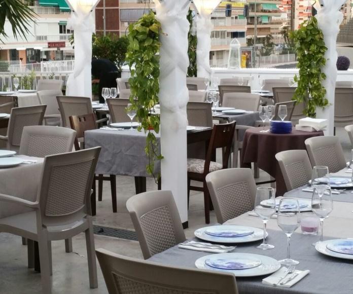 Lugar para eventos Alicante