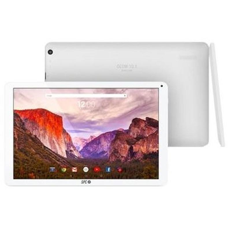 """SPC Tablet 10,1"""" IPS QC 2GB RAM-32GB Blanca : Productos y Servicios de Stylepc"""