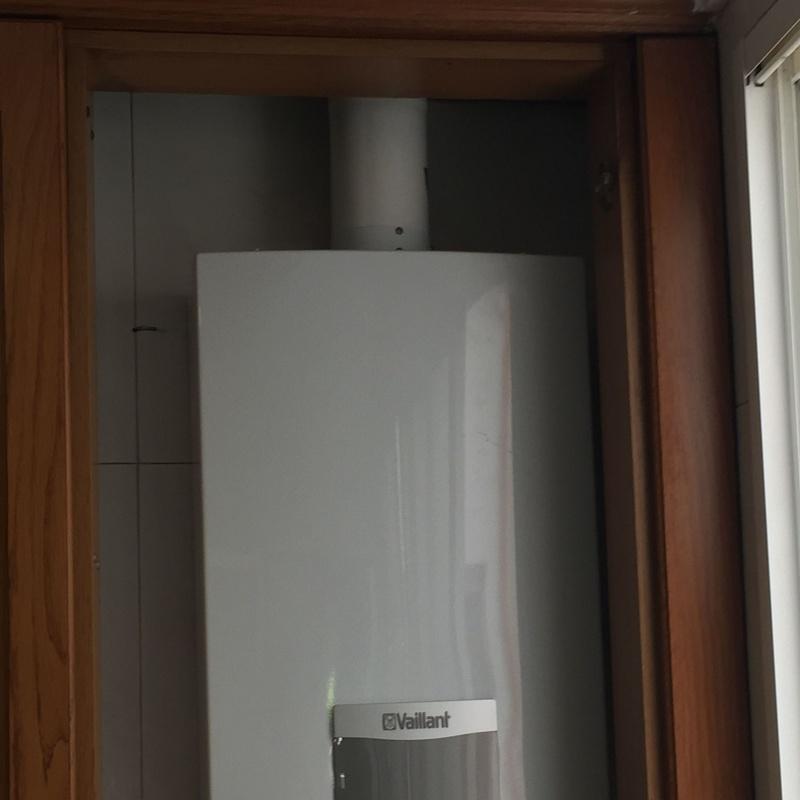 Calentador alta gama