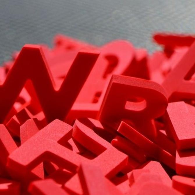 Materiales para letras corpóreas y sus diferencias (I)