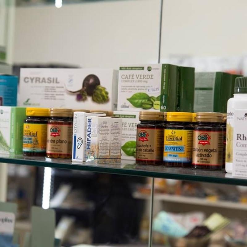 Herboristería: Servicios de ROSA ANA MILIAN FERRER