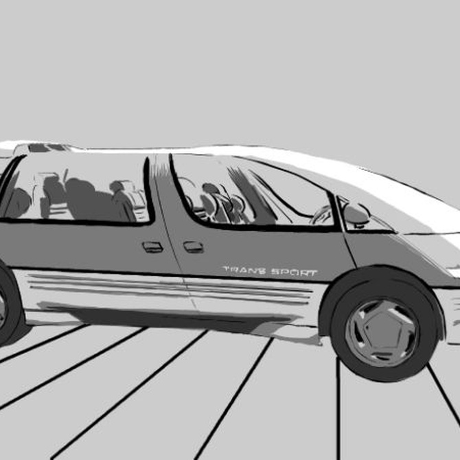 Motivos para la rotulación de vehículos