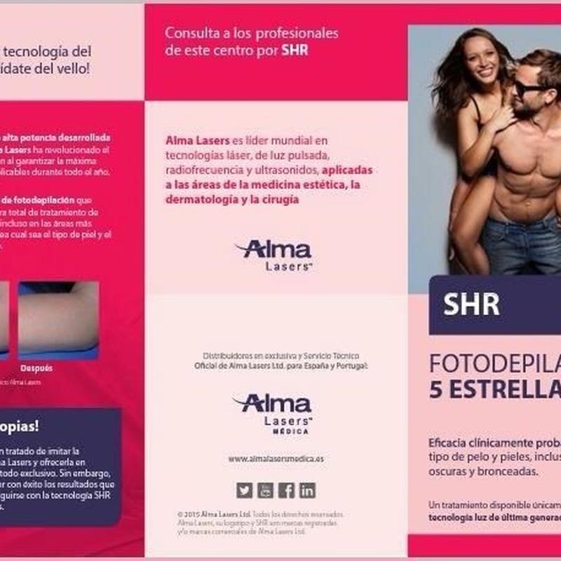 Fotodepilación médica: Tratamientos de Fabián Mirón Medicina Estética