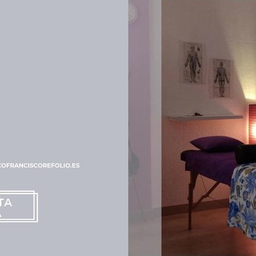 Osteopatía y acupuntura Salamanca | Centro de Masajes Francisco Dueñas