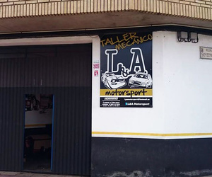 L&A Motorsport, en Narón, A Coruña
