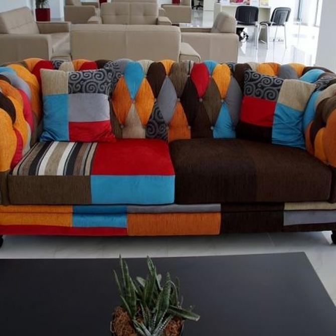 Tapizar o comprar un sofá nuevo