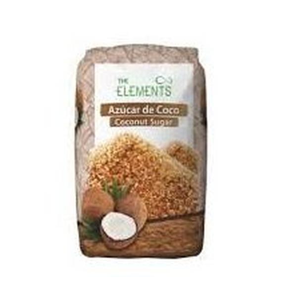 Azúcar de coco The Elements: PRODUCTOS de La Cabaña 5 continentes