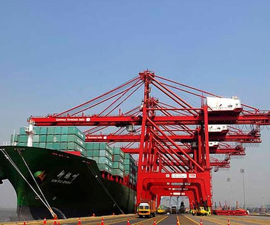 Las ventajas del transporte marítimo